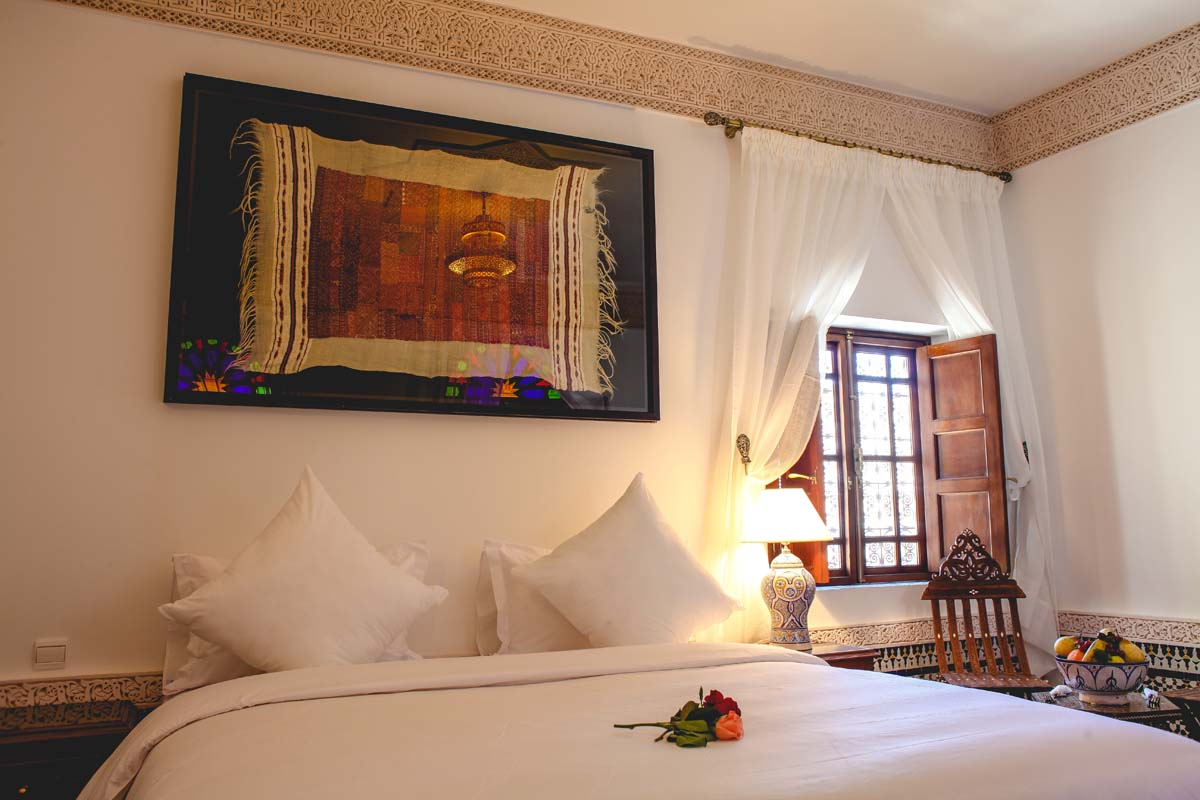 book your room at riad mazar fes
